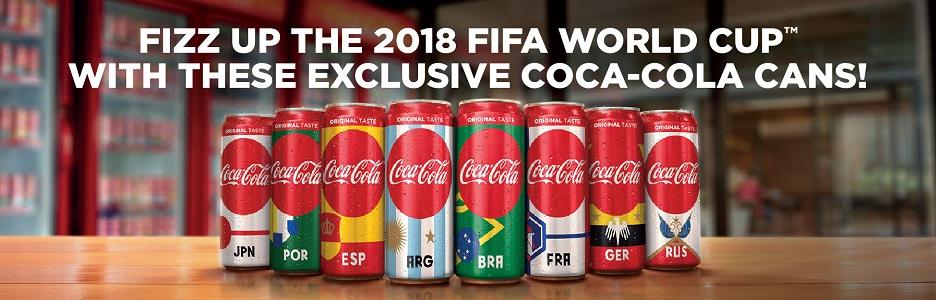 FIFA Coca-Cola Brand Campaign