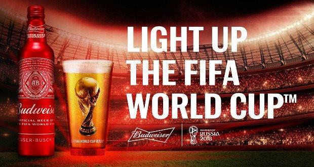 Budweiser FIFA brand