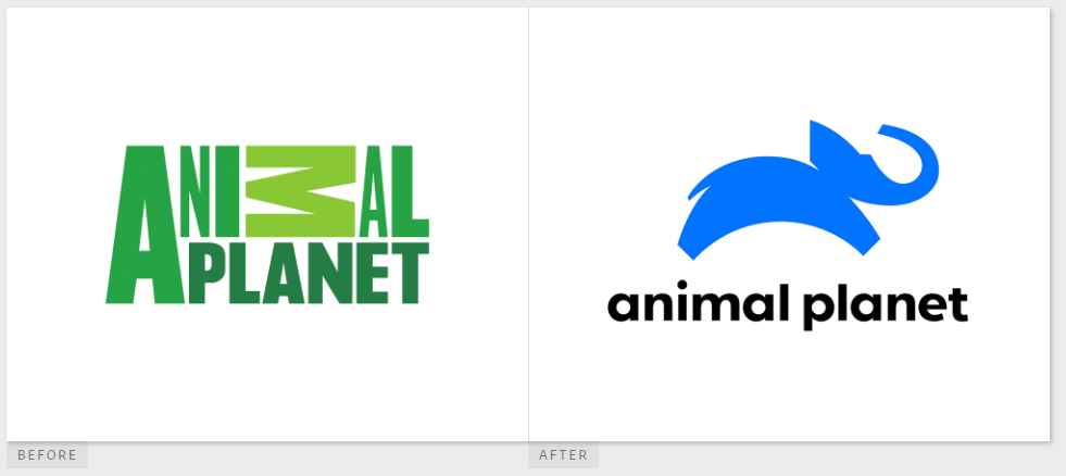 2018 rebrands - animal planet
