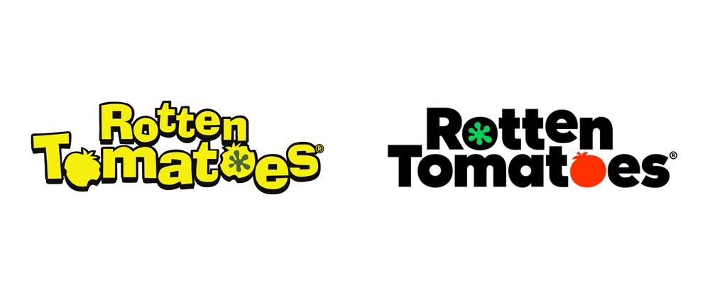 2018 rebrands- rotten tomatoes